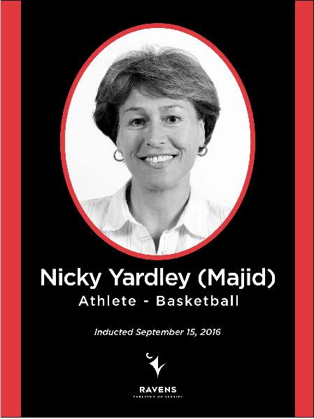 Photo of Nicky Yardley (Majid)